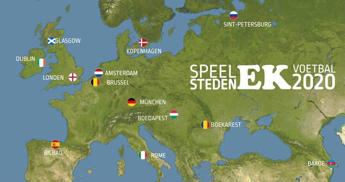 Gokken op EK 2020 Nederland Getty