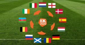 EK voetbal kwalificatie Nederland