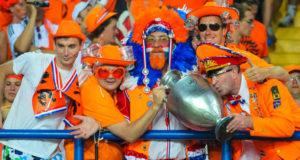 EK vrouwen 2017 kwartfinales met Nederland - Zweden
